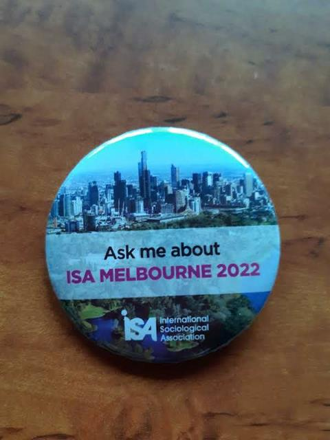 Ask me about ISA Melbourne 2022