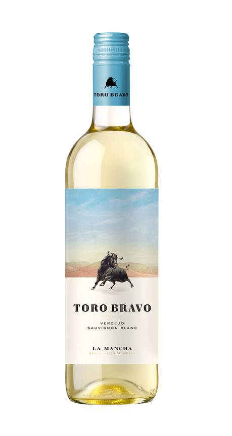 Toro Bravo Verdejo Sauvignon Blanc 2018 DO Valencia