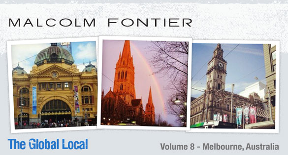 Malcolm Fontier - The Global Local