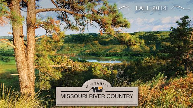 Montana's Missouri River Country