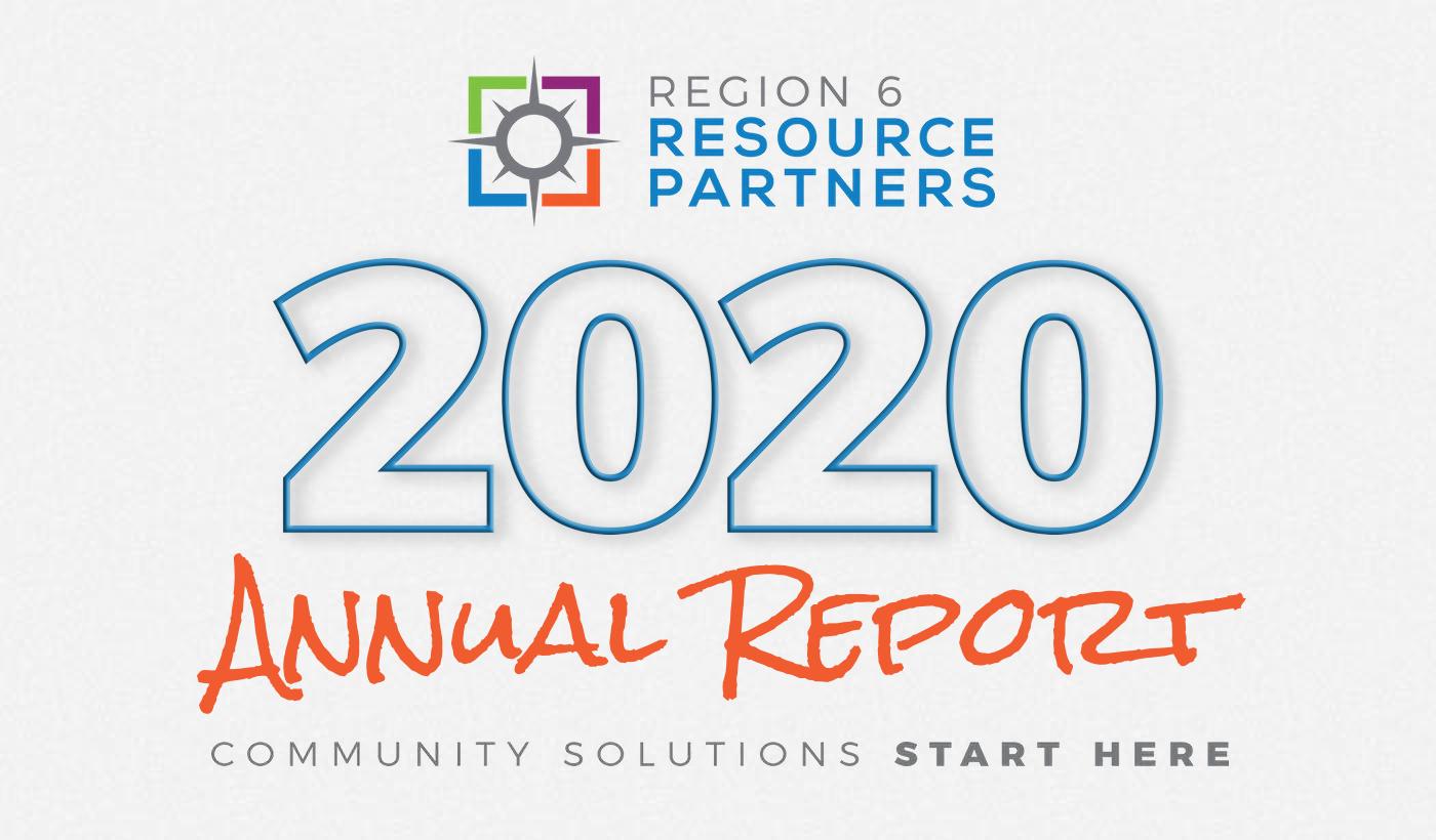 Region 6 Annual Report Header