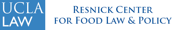 Resnick Center for Food Law & Policy