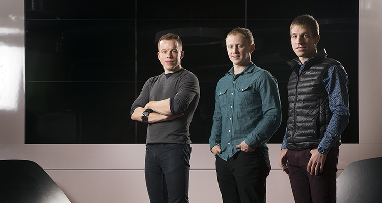 Thalmic Labs co-founders
