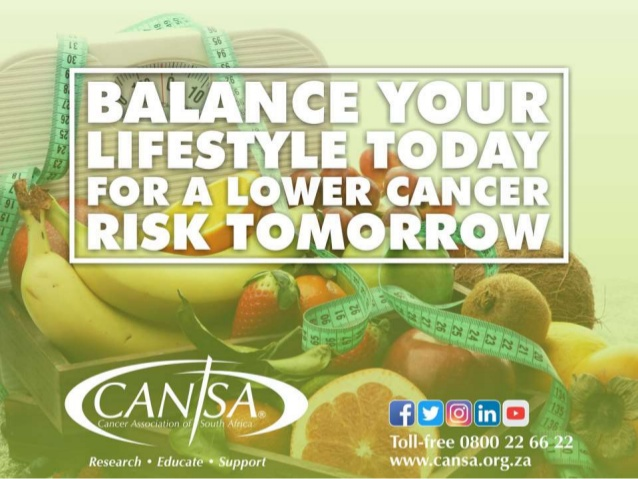 CANSA Balanced Lifestyle