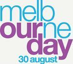 Celebrating Melbourne's birthday on 30 August