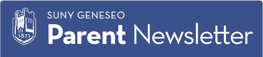 SUNY Geneseo Parent Newsletter