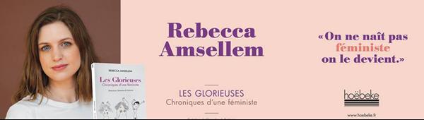Procurez-vous le livre de Rebecca !