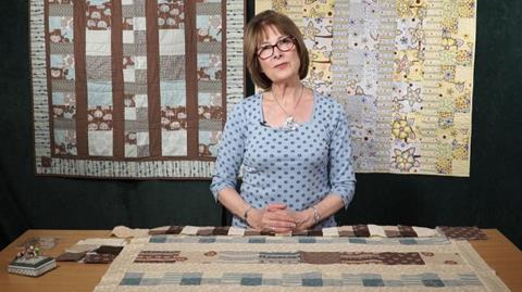 The Spa Quilt with Valerie Nesbitt