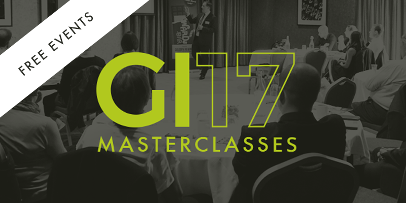 The Source GI Masterclasses are back!