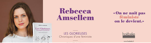 Procurez-vous le livre de Rebecca Amsellem !