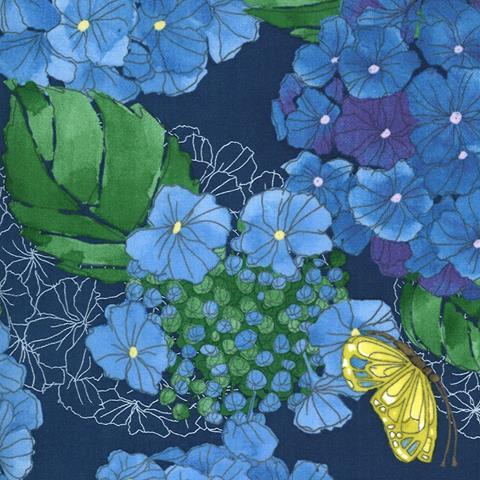 Cottage Bleu