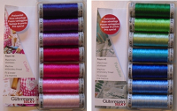 Gutermann Sulky Threads.