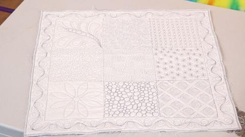 Free Motion Machine Quilting Part 1 with Paula Doyle