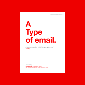 A Type of Email.