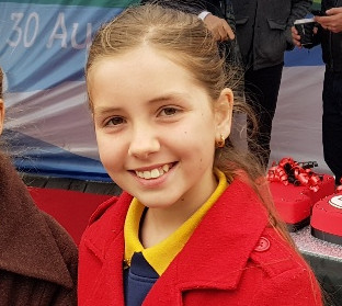 New Junior Lord Mayor of Melbourne for 2020 Alicia Gec