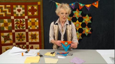 Jo-Ann's Festive Bunting with Jennie Rayment