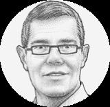 Portrait of Steve Rosenbush