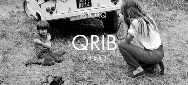 Storq Qrib Sheet