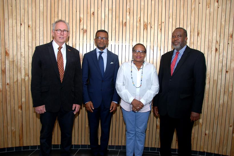 University Principals attend SANORD Conference in Namibia.
