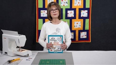 When Bad Things Happen to Good Quilters by Joan Ford