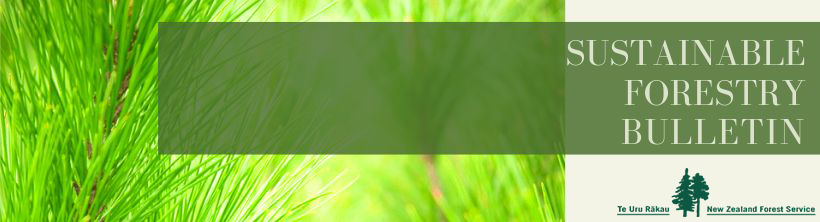 MPI Sustainable Forestry Bulletin