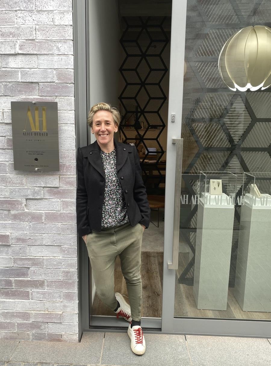 Alice Herald Jeweller Wanaka New Zealand