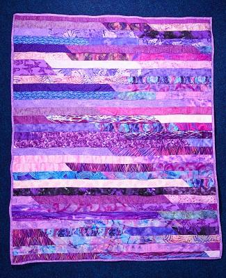 40 Minute scrap quilt