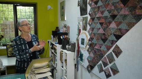 Meet Susan Rhodes - Textile Artist