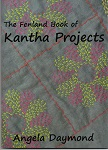 The Fenland book of Kantha Projects from Angela Daymond