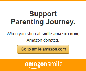 Support Parenting Journey when you shop at smile.amazon.com