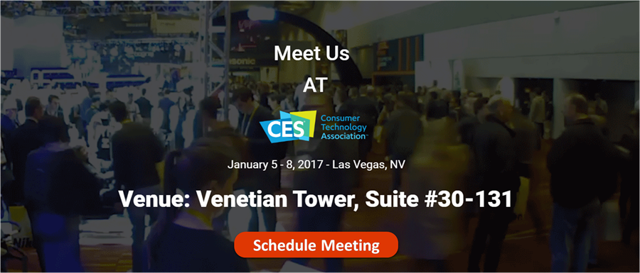 Volansys at CES 2017