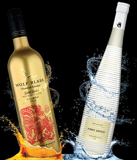 Cutler Brands Printed Bottles