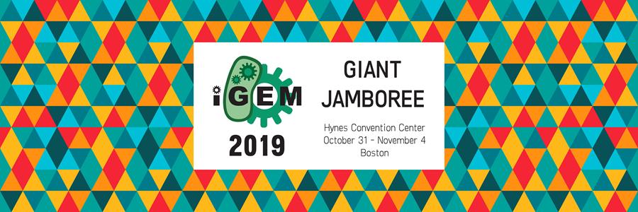 iGEM 2019 Giant Jamboree
