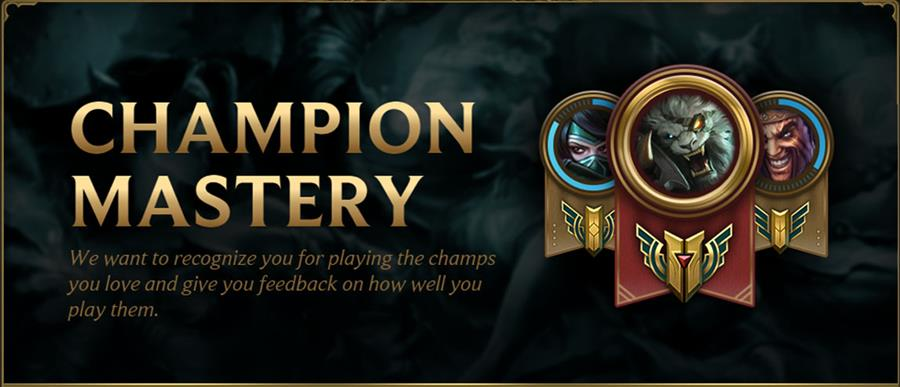 Champion Mastery Elo Boosting