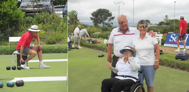 Plett local campaigns for differently abled accessibility in town