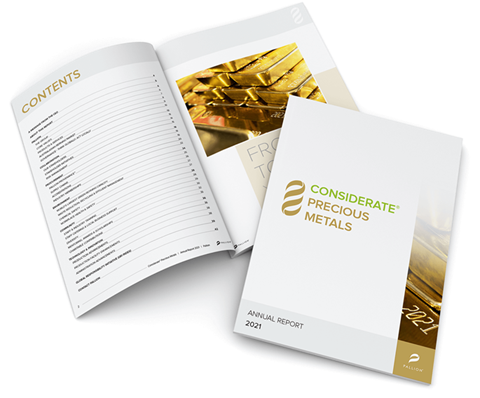 Considerate® Precious Metals Report
