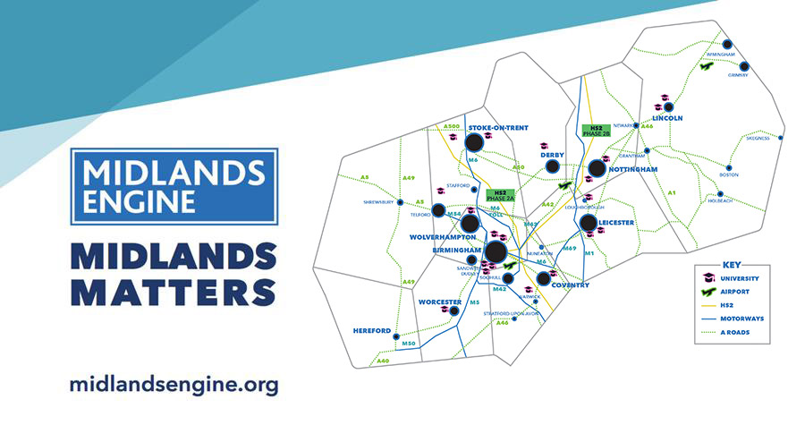 Midlands Engine - Midlands Matters