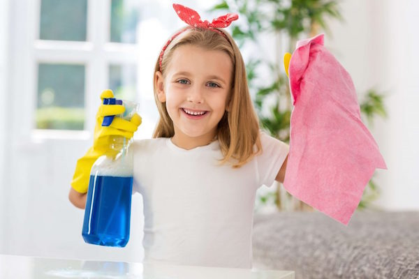A NEW PARENTING APP TO SCHEDULE, TRACK & PAY KIDS FOR CHORES