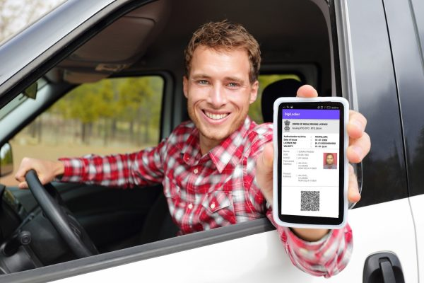 INDIA GETS A DRIVER'S LICENSE ON SMARTPHONES WHILE THE US GETS…OLDER?