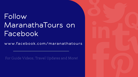 Maranatha Tours Facebook