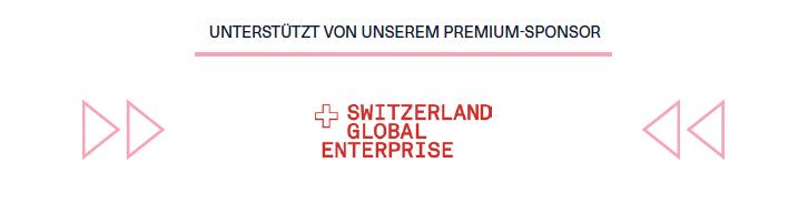 Der Sponsor dieser Ausgabe ist Swiss Business Hub Japan