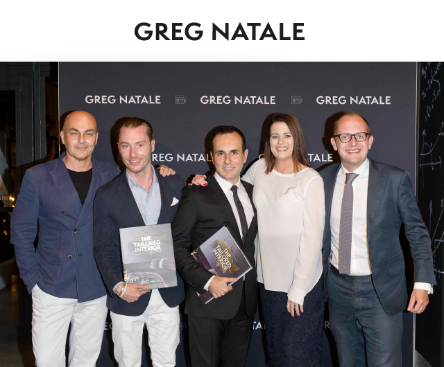 Neale Whitaker Editor in Cheif Vogue Living, Anthony Spon-Smith Director Coco Republic, Greg Natale, Tanya Buchanan Editor Belle