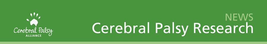 Cerebral Palsy Research News