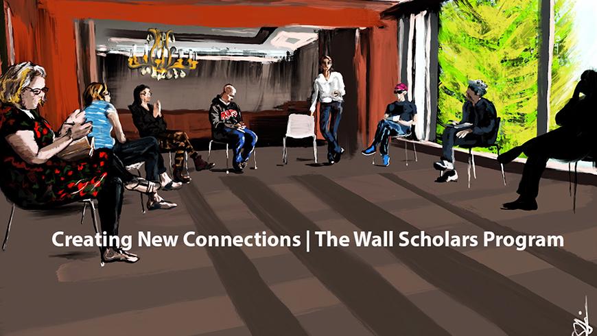 Wall Scholars video
