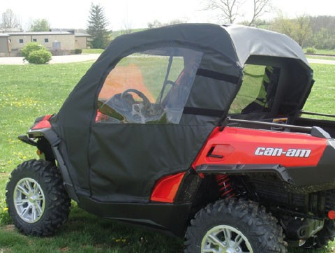 GCL Soft Cab Enclosure - Can-Am Commander