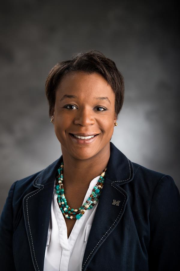 Kedra Ishop, USC vice president for enrollment management