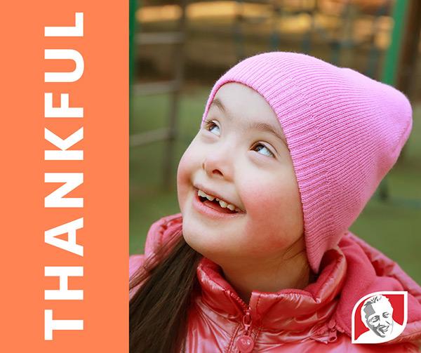 Thankful - JLF USA graphic