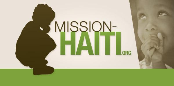 Mission Haiti Header Logo