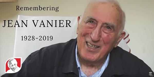 Remembering Jean Vanier: 1928-2019