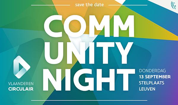 Welkom op onze Community Night!